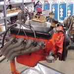Mystery Motor
