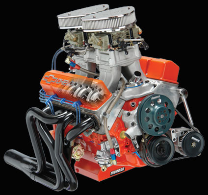 Chevy Smallblock Engine