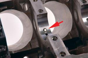 Pin oiler grooves