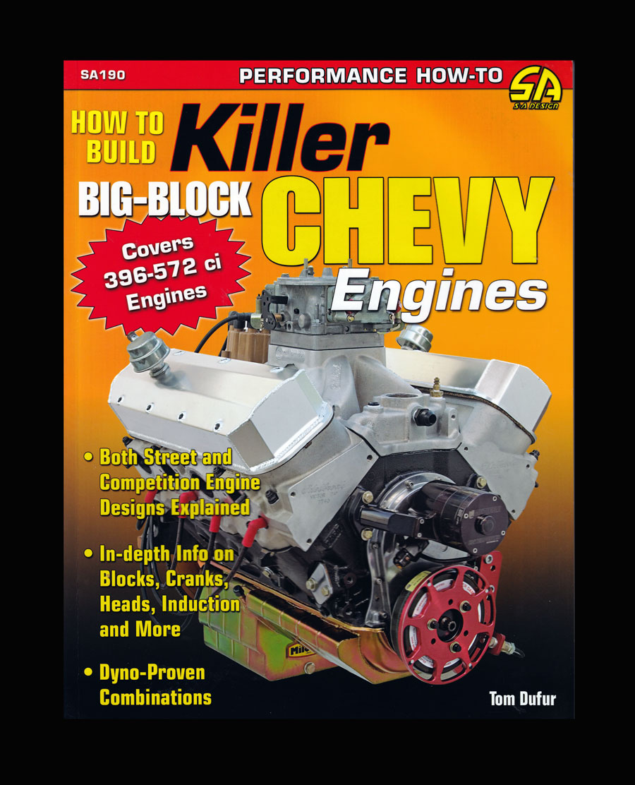 Hot Rod Engine Tech How to Build Killer Big Block Chevy