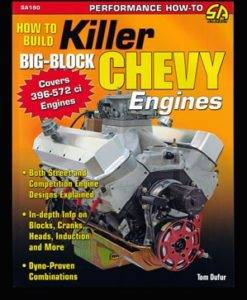 How to Build Chevy Big Blocks