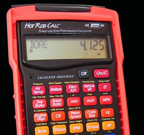Mr, Gasket's Hot Rod Calc
