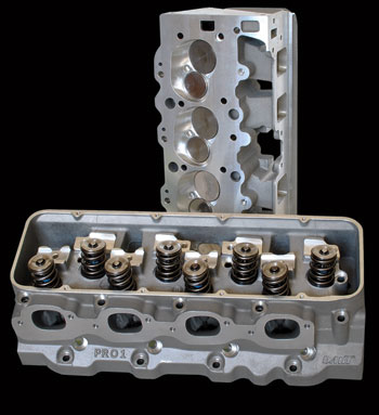 Dart Big Chief Cylinder Heads