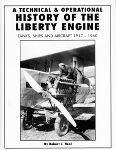 Liberty Aircraft Engine book cover
