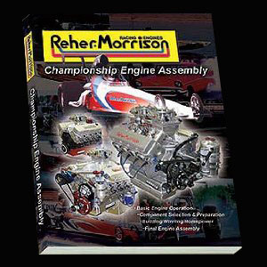 Championship Engine Assembly book