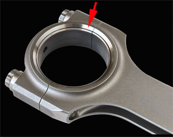 Connecting Rod Chamfer