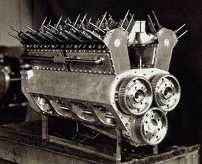 Miller 91 Engine