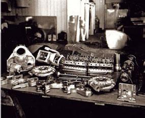 Blackhawk engine parts