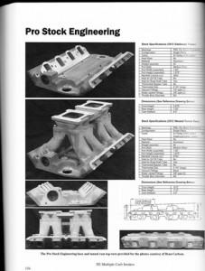 FE Engine Manifold Comparison