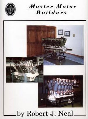 Master Motor Builders book
