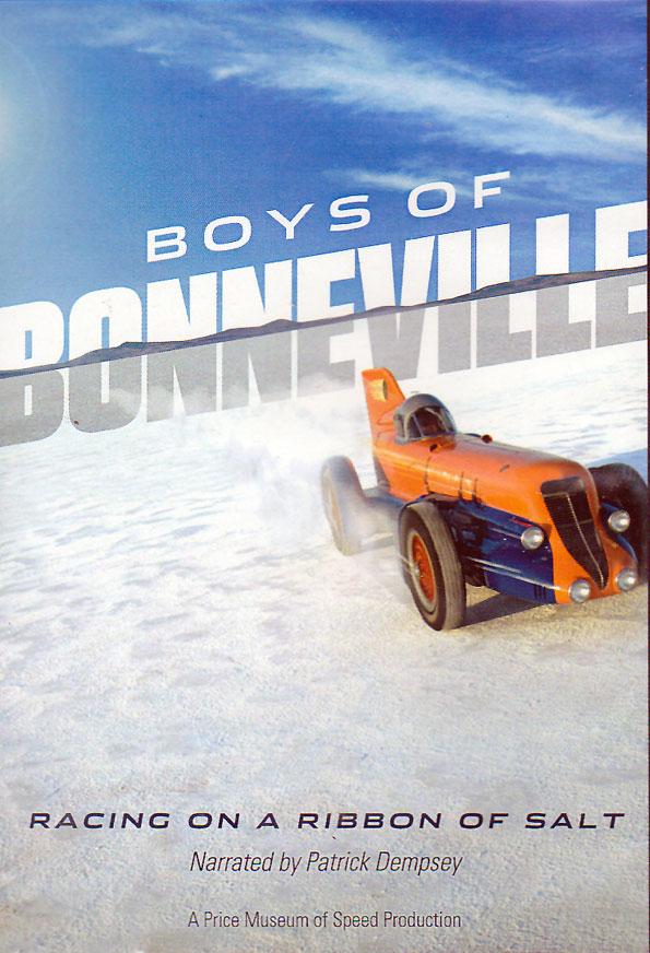 Boys of Bonneville DVD