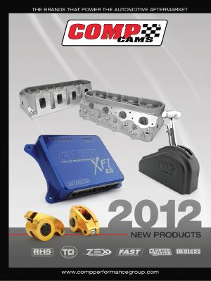 Comp 2012 New Products Brochure