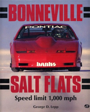 Bonneville Salt Flats Book