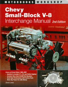 small Block Chevy V8 Interchange manual