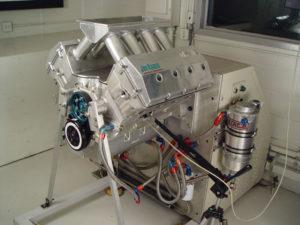 Spintron valve train tester