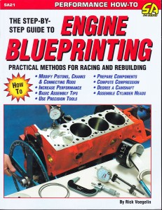 Engine Blueprinting book