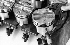 piston blueprinting