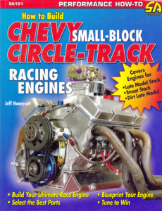 Circle Track Racing engine book