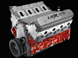 LSX 376 Crate Engine