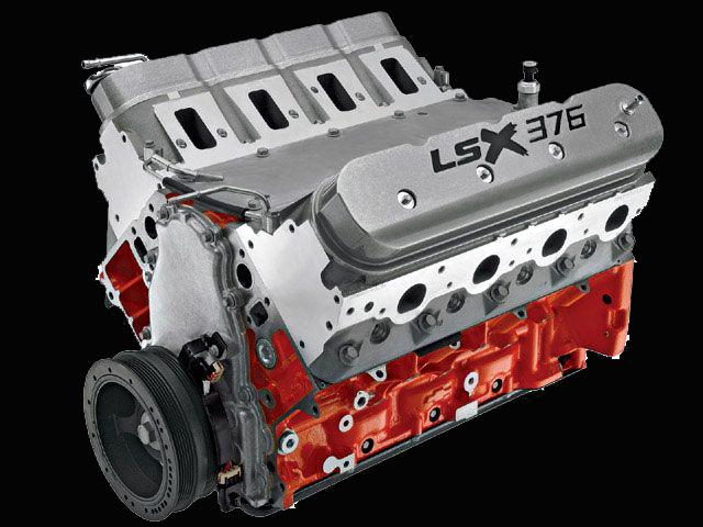 Hot Rod Engine Tech LSX 376 - Hot Rod Engine Tech