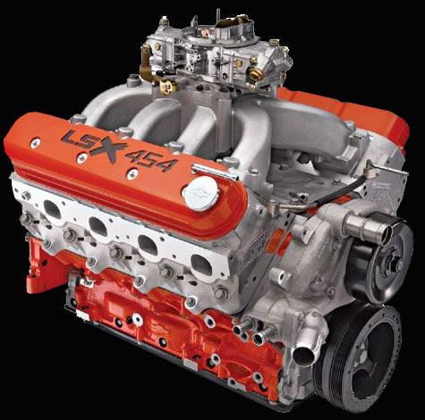 Hot Rod Engine Tech LSX 454 - Hot Rod Engine Tech