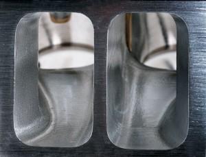 Full CNC intake port