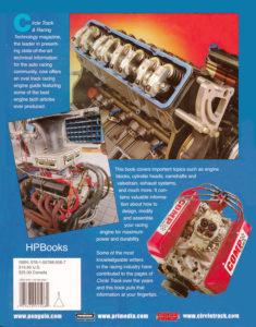 Stock Car Racing Engine Technology Book