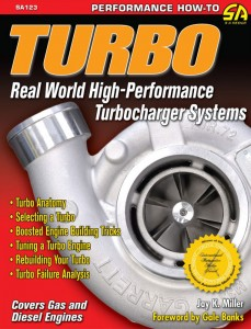 turbocharger book