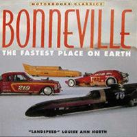 Bonneville Salt Flats book