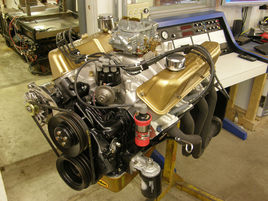 Hot Rod Engine Tech Ford FE Engine Power Secrets - Hot Rod
