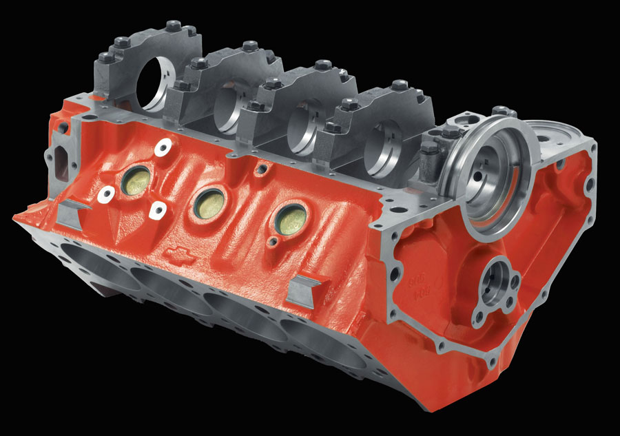Chevy Block Casting Numbers >> Top 10 Reasons to Build GEN VI Based Chevrolet Big Blocks | Hot Rod Engine Tech
