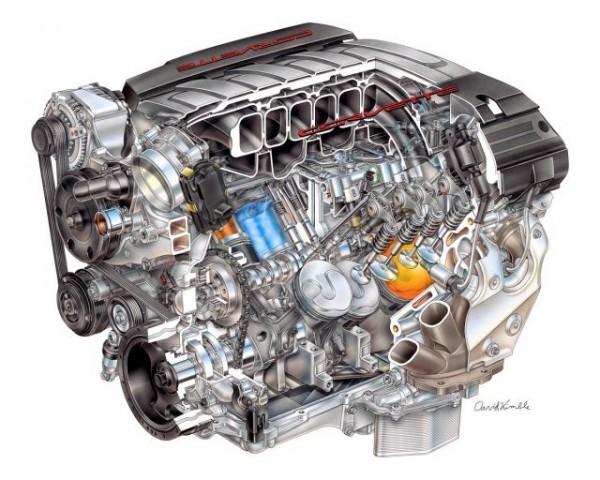 2014 Chevy LT1 Cutaway
