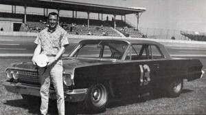 Johnny Rutherford 1963 Daytona 500