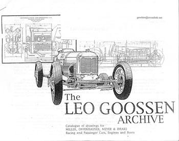 Leo Goossen Archive