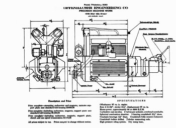 Offy 97 Engineering Drawing