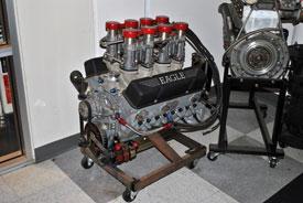 Gurney Eagle Engine