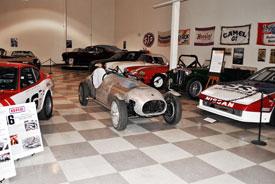 Simca Sports Car