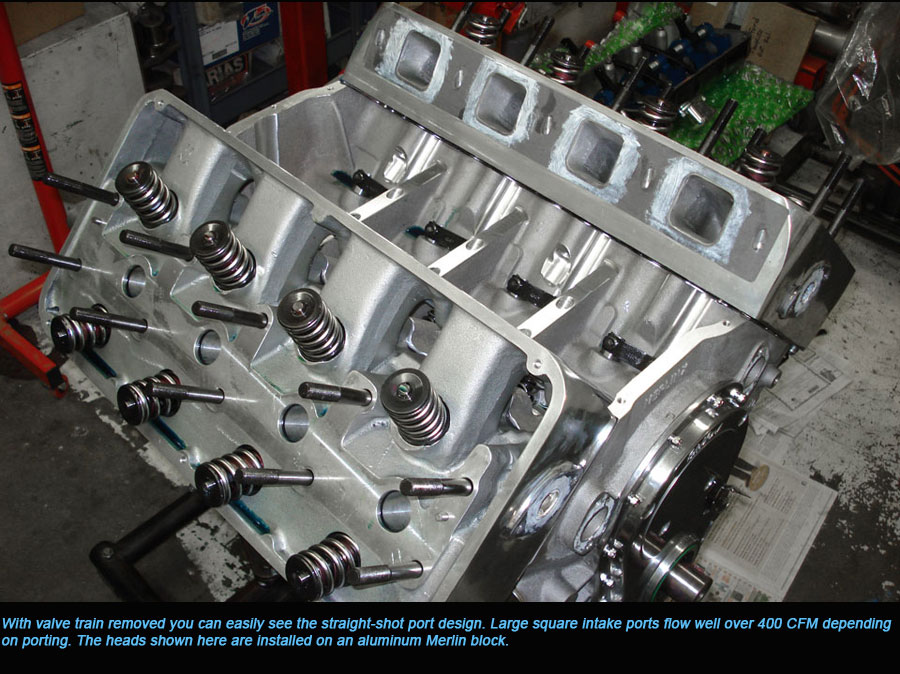 Hot Rod Engine Tech Hemi Head Chevy Big Blocks - Hot Rod