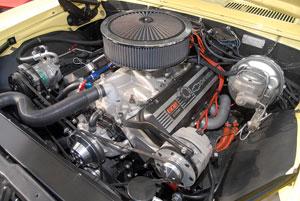 Biggest Engine