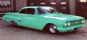 Troy Trepanier's '60 Impala.