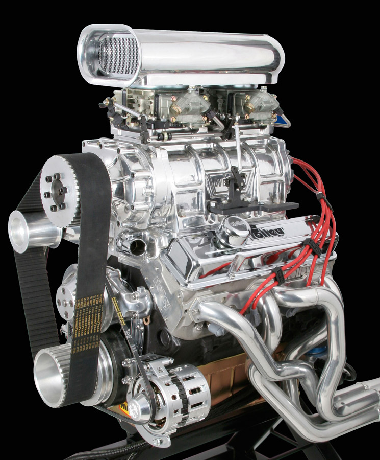 for the most popular engines selected for engine swapping engine