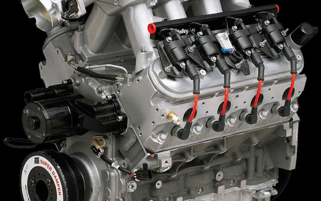 COPO 427 crate engine