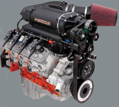 Hot Rod Engine Tech Chevrolet Expands COPO Crate Engines - Hot Rod