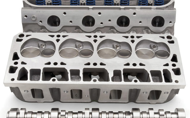 LS7 cam and heads