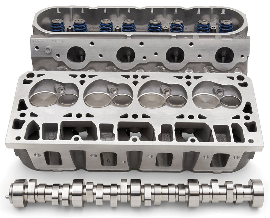how to find engine size on engine block