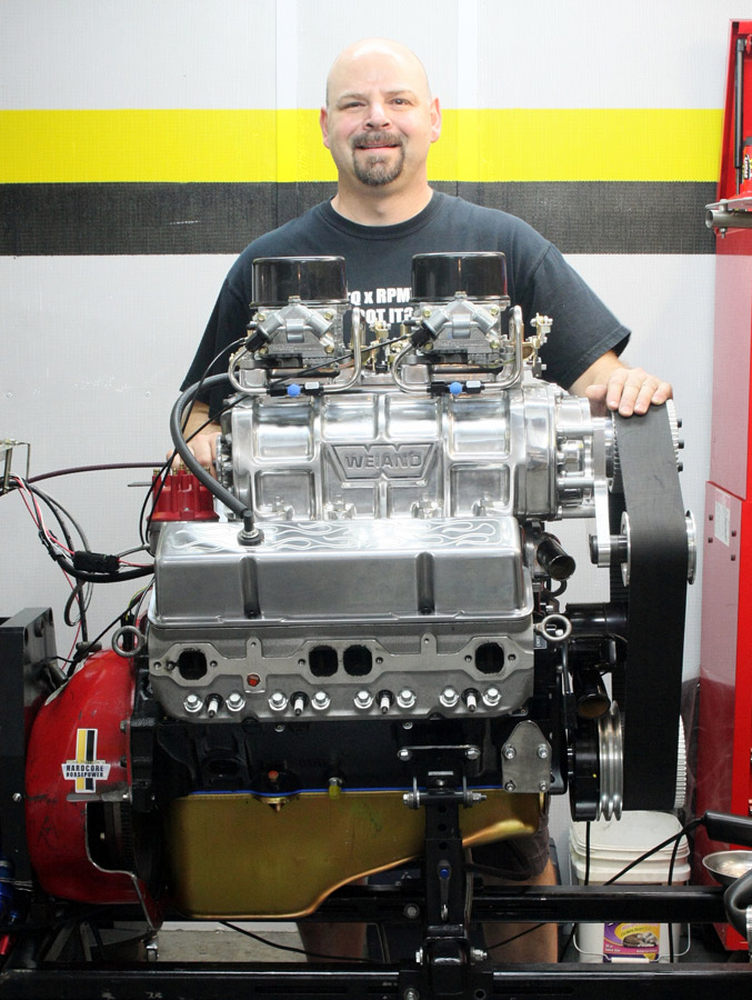 622 HP Blown Street Small Block   Hot Rod Engine Tech