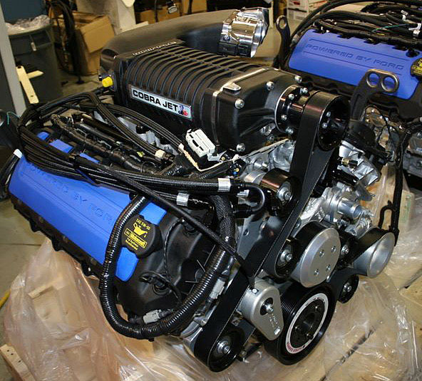 Hot Rod Engine Tech Building The 750 HP Ford Cobra Jet