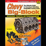 New Chevy Big Block Parts Interchange