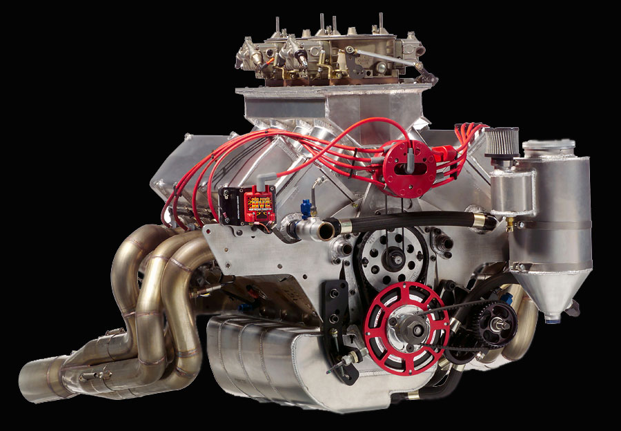 JEGS Pro Stock Engine