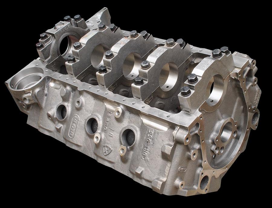 Hot Rod Engine Tech Dart Big M Block Selection - Hot Rod
